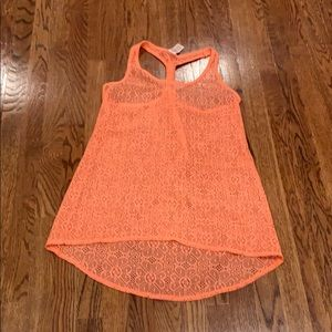 Small 5/7 bathing suit coverup